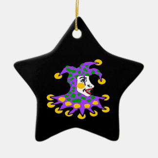 Joker Christmas Ornament