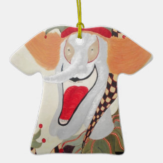 Joker Christmas Tree Ornament