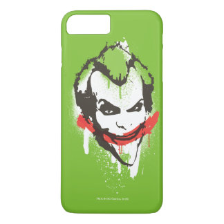 Joker Graffiti iPhone 7 Plus Case