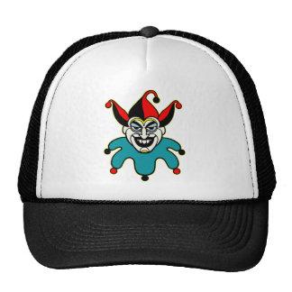 joker head - hat