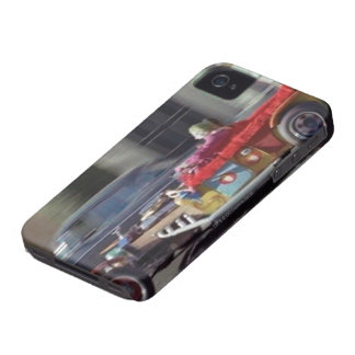Joker - In Jokermobile 3 iPhone 4 Case