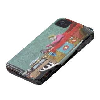 Joker - In Jokermobile 4 iPhone 4 Case-Mate Cases