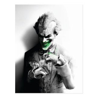 Joker Key Art Postcard