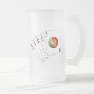 Joker no Jogo - Selecção das Quinas Coffee Mugs