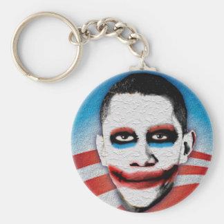 Joker Obama Key Chain