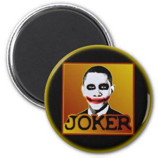 Joker Obama Refrigerator Magnets