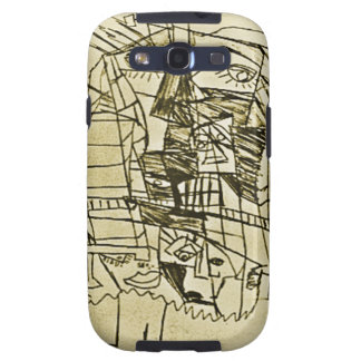 JOKER OF FAUCET NOSE GALAXY S3 COVER