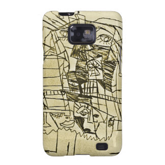JOKER OF FAUCET NOSE SAMSUNG GALAXY SII CASE