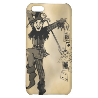 Joker Old Card iPhone Case Case For iPhone 5C