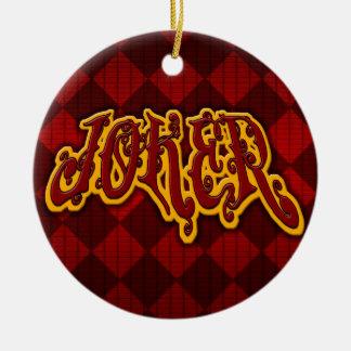 Joker Ornament