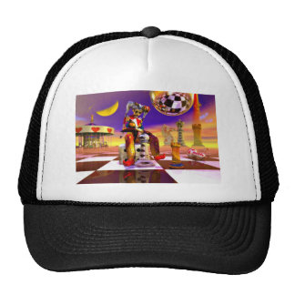 JOKER POKER MESH HATS