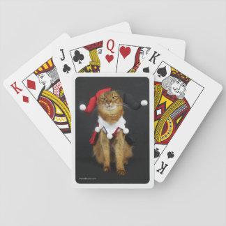 Joker Somali Cat Playing Cards