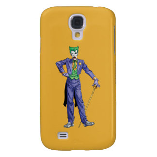 Joker stands with Cane Galaxy S4 Case
