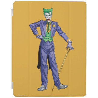 Joker stands with Cane iPad Cover