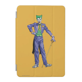 Joker stands with Cane iPad Mini Cover
