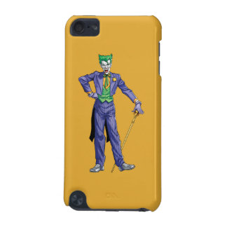 Joker stands with Cane iPod Touch (5th Generation) Covers