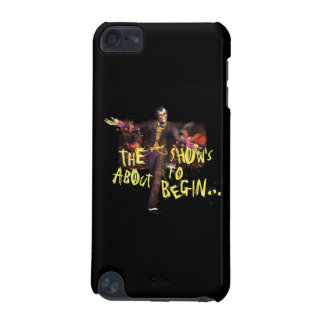 Joker - The Show's About To Begin iPod Touch 5G Case