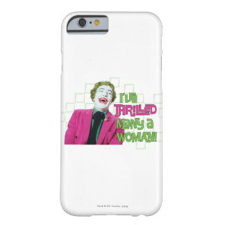 Joker - Thrill Barely There iPhone 6 Case