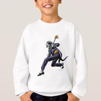 Joker with Gold Cane Sweatshirt