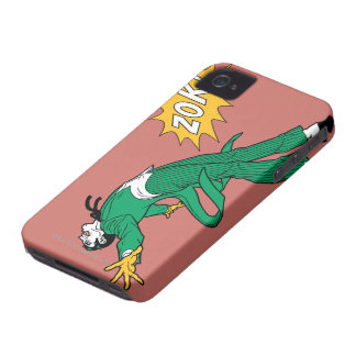 Joker Zok! iPhone 4 Cover