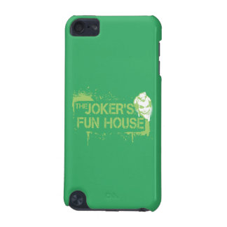 Joker's Fun House Sign iPod Touch (5th Generation) Cases