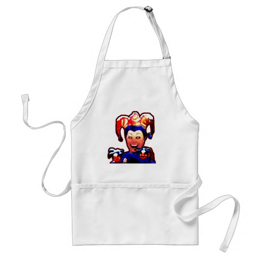 Jokers The MUSEUM Zazzle Gifts Apron