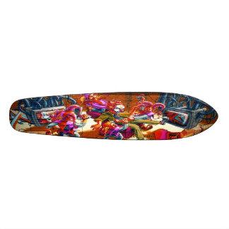 Jokers Wilding Sk8 Board Skateboard Deck