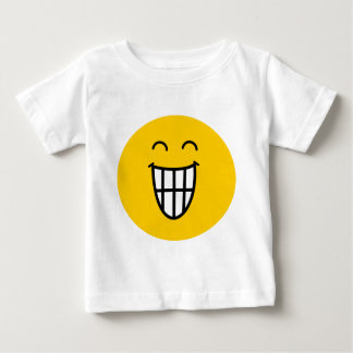 Joking around Smiley face Baby T-Shirt