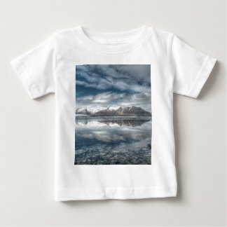 Jokulsarlon glacial lagoon, Iceland Baby T-Shirt