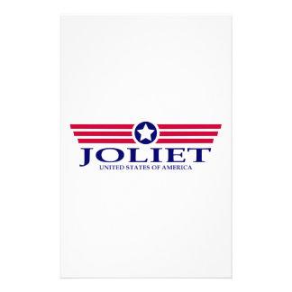 Joliet Pride Personalised Stationery