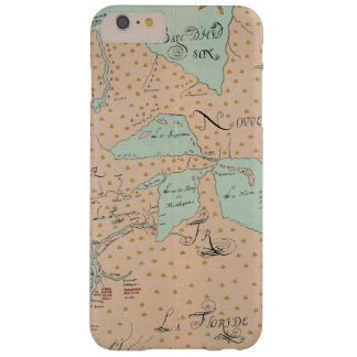 JOLLIET: NORTH AMERICA 1674 BARELY THERE iPhone 6 PLUS CASE