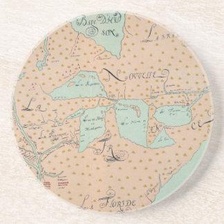 JOLLIET: NORTH AMERICA 1674 COASTER