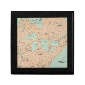 JOLLIET: NORTH AMERICA 1674 GIFT BOX