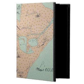 JOLLIET: NORTH AMERICA 1674 iPad AIR CASE