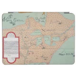 JOLLIET: NORTH AMERICA 1674 iPad AIR COVER