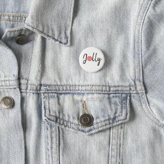 Jolly 3 Cm Round Badge