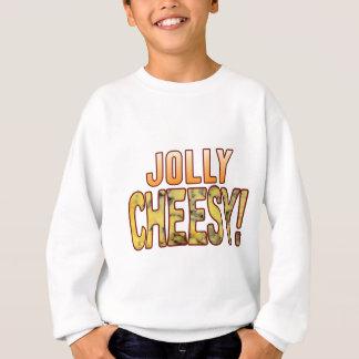Jolly Blue Cheesy Sweatshirt