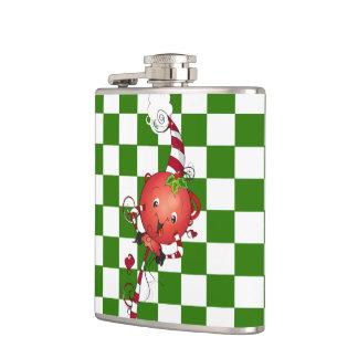 Jolly Lolly Lollipop Art Flask