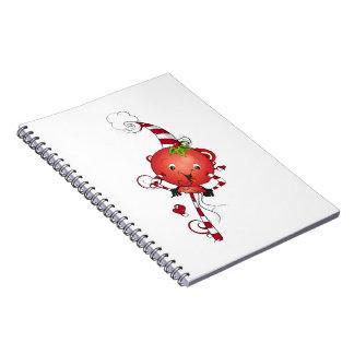 Jolly Lolly Lollipop Art Note Book