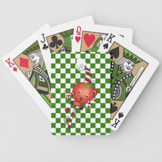 Jolly Lolly Lollipop Art Playing Cards