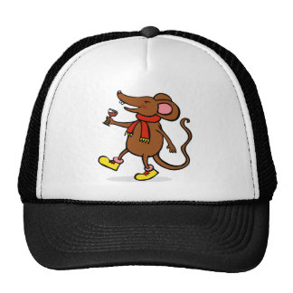 Jolly Mouse Hat