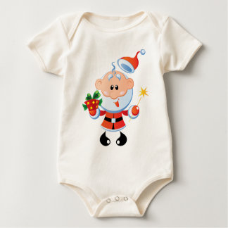 Jolly Old St. Nick Funny t-shirt for infants