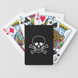 Jolly Rodger Bicycle Playing Cards