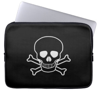 Jolly Rodger Laptop Sleeve