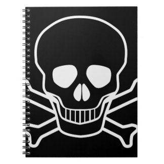 Jolly Rodger Notebook