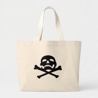Jolly-Roger #4 Jumbo Tote Bag