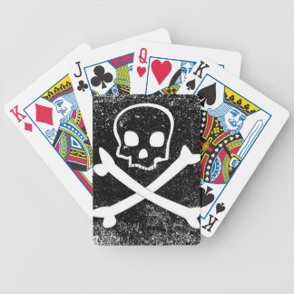 Jolly Roger Bicycle Playing Cards