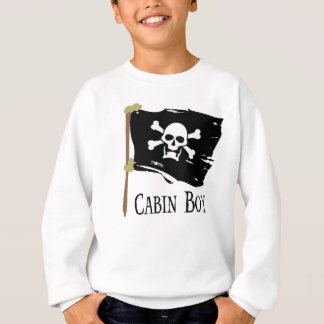 Jolly Roger Cabin Boy Sweatshirt