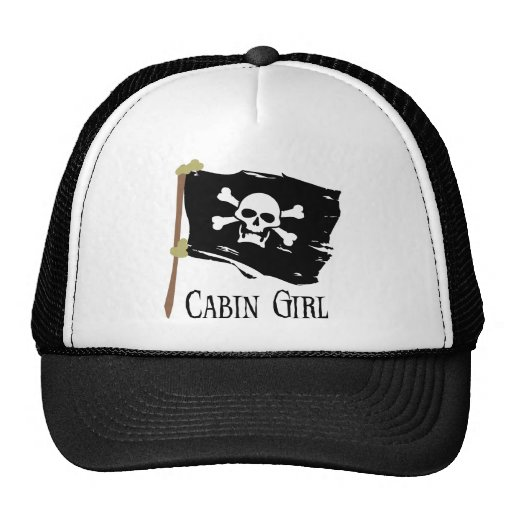 Jolly Roger Cabin Girl Hats
