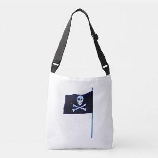 jolly roger crossbody bag